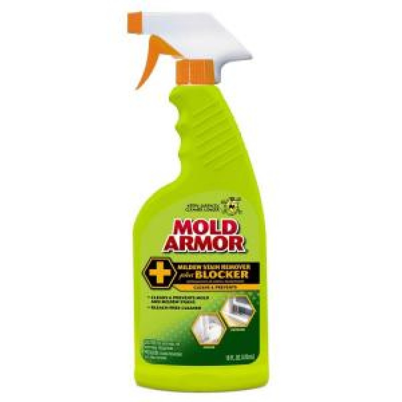 Home Armor – Mildew Stain Remover Plus Blocker