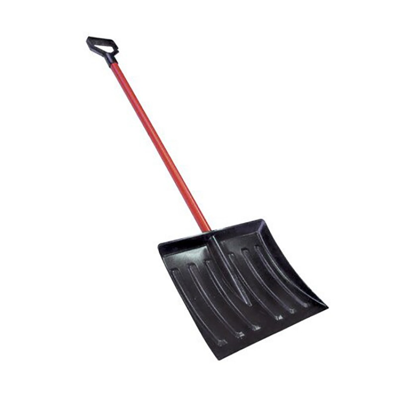 "SNOW SHOVEL POLY 14"" x 17"""