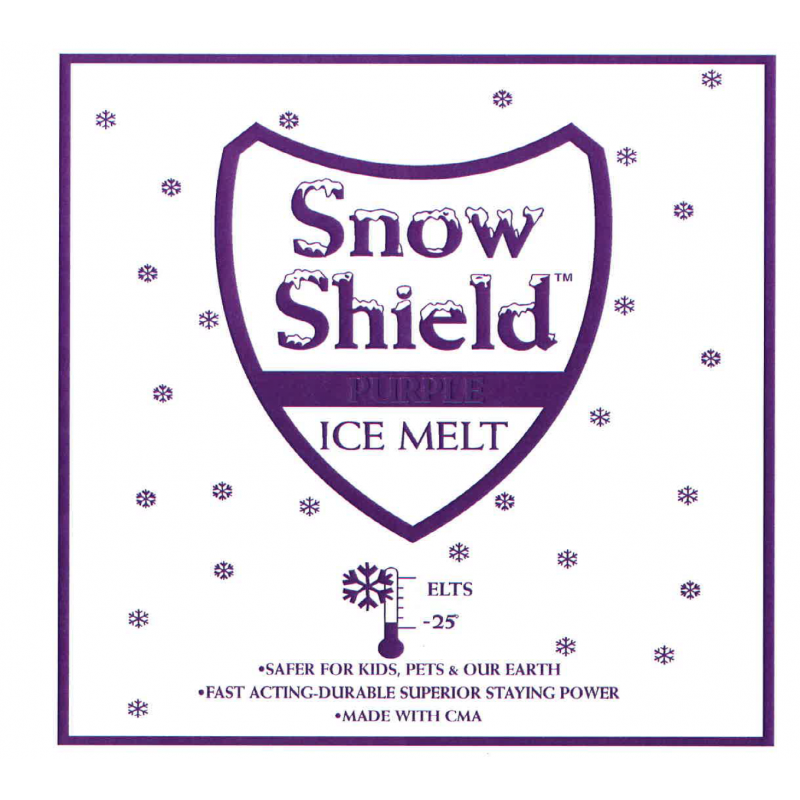 Snow Shield Purple