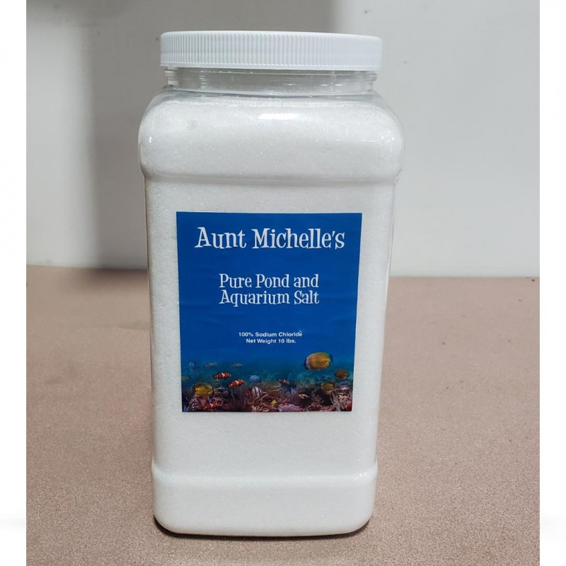 Aunt Michelle Pond Salt