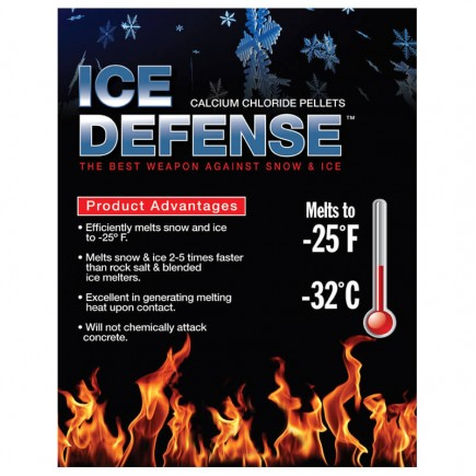 Ice Defense Calcium Chloride
