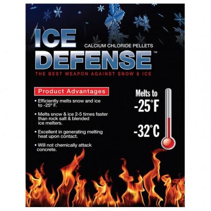 Ice Defense Calcium Chloride