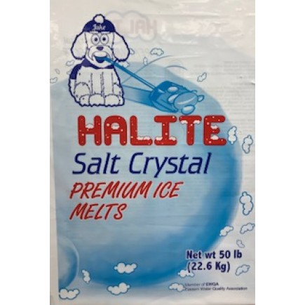 HALITE Salt Crystal Premium Ice Melt